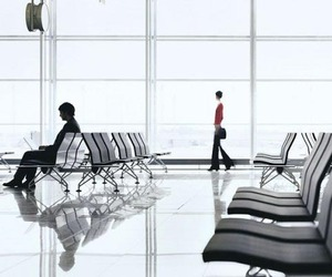 Airport Waiting Chairs from Vitra