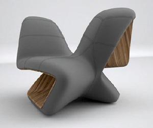 AJ Double Chair by Makemei
