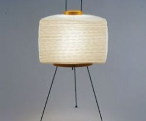 Akari Table Lamp 7A by Isamu Noguchi