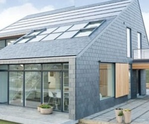 Aktivhaus Generates More Heat and Power Than It Needs