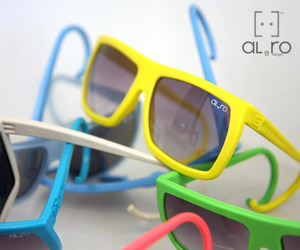 Al e Ro Rubber Sunglasses
