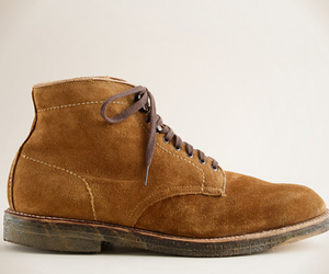 Alden Suede Shoes