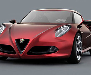 Alfa Romeo 4C Concept Represents the Shape of Things to Come