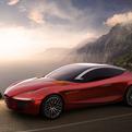 Alfa Romeo Gloria Concept by IED at 83rd Geneva Motor Show