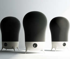 Alianoid Humidifier by Minwoo Lee