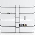 Aliante Bookshelf