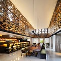 Alila Villas Uluwatu by WOHA Architects