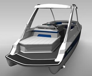 All-New Infinyte i8 – A Solar Powered Boat