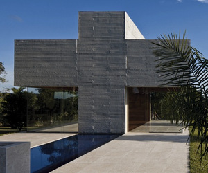 All Saints Chapel in Brazil by GPA & A