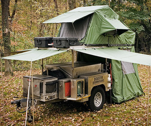 All Terrain Trailer | by Campa USA