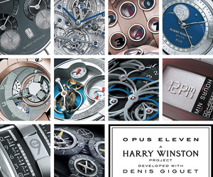 All The Opus Watches (1 through 11)