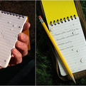 All-Weather Writting Notebooks
