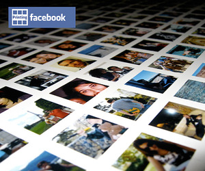 All Your Facebook Friends On A Poster