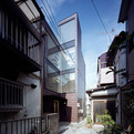 Alley by APOLLO Architects