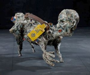 Allochtoons: Human Hybrid Sculptures