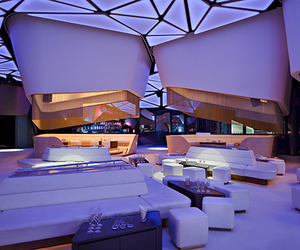 Allure Nightclub by Orbit Design Studio
