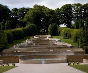 Alnwick Garden and The Duchess of Northumberland