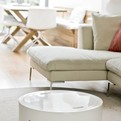 Alp Round Coffee Table