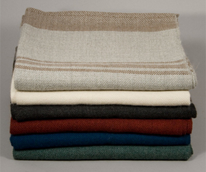 Alpaca Throws from Canvas