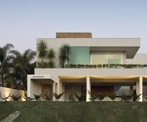 Alphaville House in Brazil by Faleiro Guerra Arquitetura