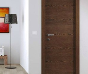 Alpidoor: Reconstituted Wood Door Panels