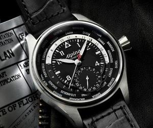 Alpina Worldtimer Wrist Watch