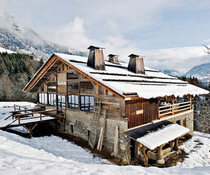 Alpine Dream Cabin in the French Alps