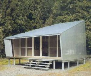 Aluminum Cottage Project