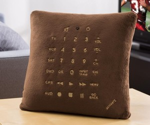 Always Available Pillow Remote Control