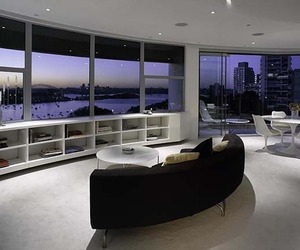 Amazing Apartment in Sydney by Stanic Harding Architecture