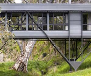 Amazing Bridge House