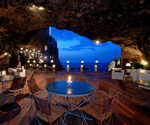 Amazing Cave Spaces Around the World