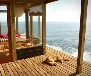 Cliff-Top House in Chile   Alvaro Ramirez and Clarisa Elton.
