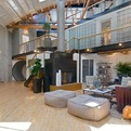 Amazing Multi-Level Loft In San Francisco
