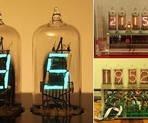 Amazing Nixie Tube clocks reviving the old tech nostalgia