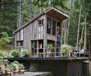 Amazing One-room Cabin in the Woods, NY