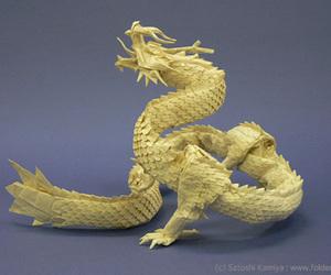 Amazing Origami Paper Crafts by Satoshi KAMIYA