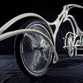 Amazing Sculpted Metal Eco Friendly Bikes