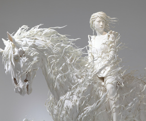 Amazing sculptures by Motohiko Odani