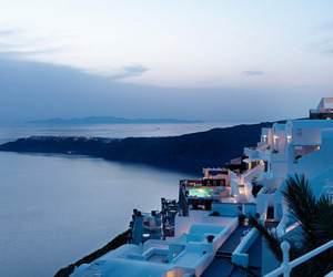 Amazing Sights at Tholos Luxury Hotel Resort, Santorini