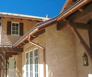 American Master Gutters - Elaborate Copper Systems