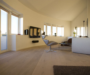 American White Oak flooring by Ebony and Co