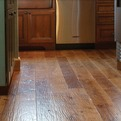 Amish Hand-Scraped Flooring