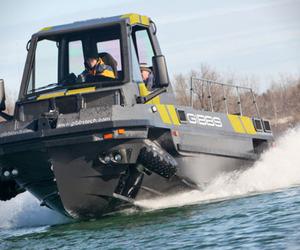 Amphibious Truck | Gibbs