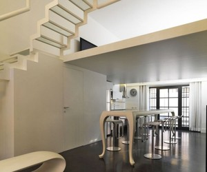 Amusing Twin Lofts by Federico Delroso Architects