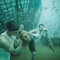 An Art Gallery Under Water - Scuba Gear Required