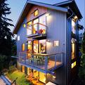 An artist's house