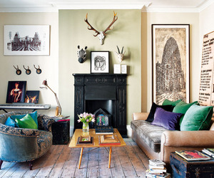 An Eccentric London Refuge in Notting Hill | Bea Deza