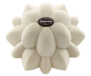 An Edible Flower by Kiki van Eijk for Haagen-Dazs
