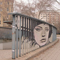 Anamorphic Street Art by Zebrating